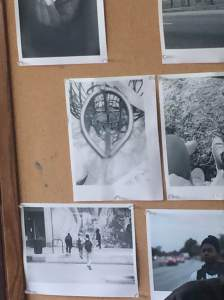 These collage of photos share the skills of Kenwood student and leave an unexpected pride feeling as if you're a part of Kenwood with the continuous symbols of Kenwood show in   each photo.
